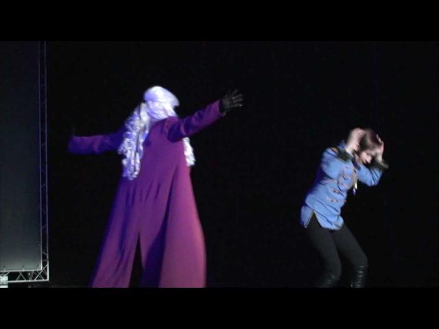 2012 мюзикл Элизабет Тени Full HD