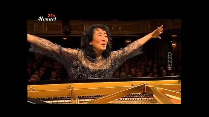 Mozart: Concerto for piano and Orchestra (d-minor) K.466, Uchida