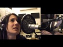 Disturbed - Stricken acoustic cover by Sandra Szabo
