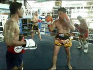 Garden Hua Hin Muay Thai Gym !!