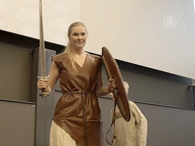 Викинги одевались лучше нас? (новости)