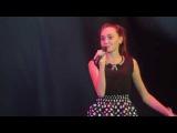 Вокальное выступление «Stupid Cupid» (Mandy Moore). Исполнитель — Дарина