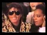 Смешные моменты с Майклом Джексоном