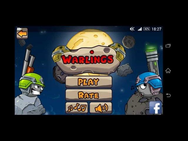 Warlings:Battle Worms....Андроид-Game