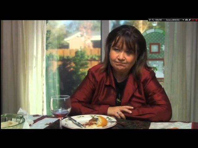 Сцена из фильма Сделай Рождество Голубым