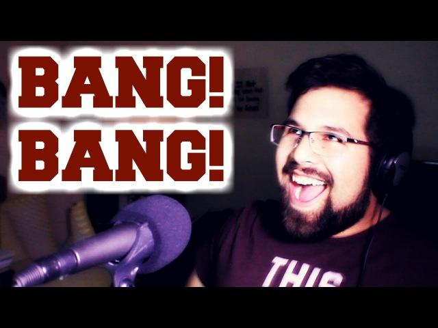 Bang Bang - (Vocal Cover by Caleb Hyles) - Jessie J, Ariana Grande, Nicki Minaj