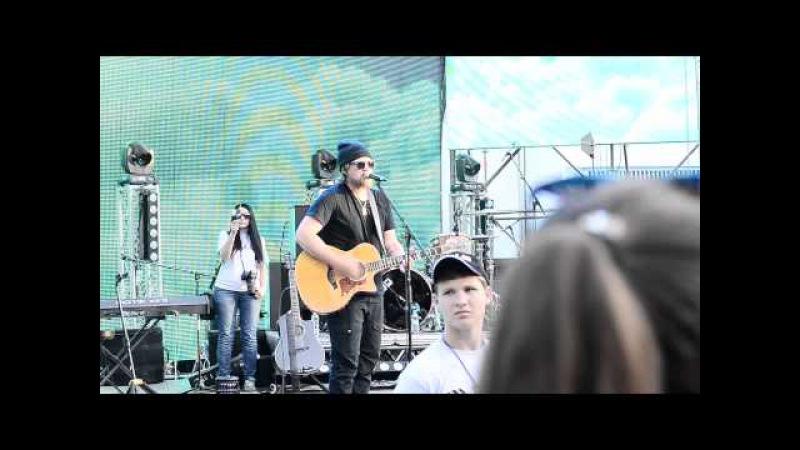 Dave Lubben true story (concert Kutless, Odessa 23.05.2015)