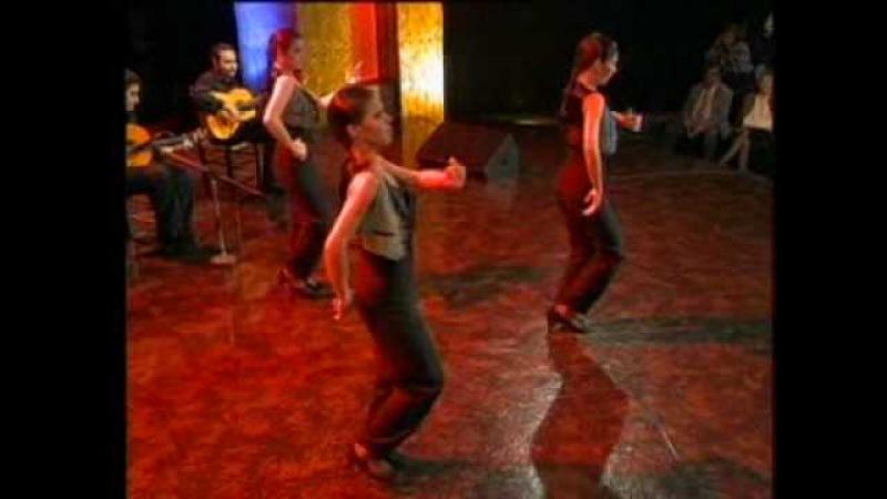 Sara baras baile por farruca
