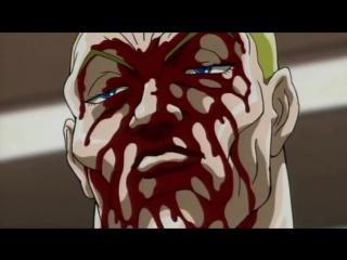 Боец Баки (Джек Хаммер против Адрианова Гарлана)