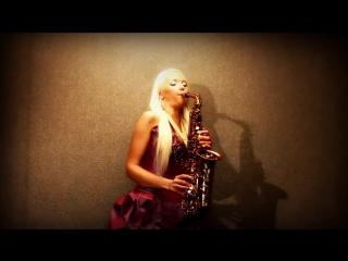 Анна Катарина Звучит саксофон. Великолепная мелодия из к-ф Долгая дорога в дюнах! Раймонд Паулс-гений !