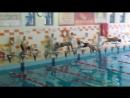 Змагання з плавання університетів у Львові