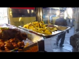 Persian Burger - Tehran Street Scenes 2012 - Travel to Iran - Go Backpacking