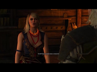 The Witcher 3 - Keira Metz Sex and Full Scene ITA
