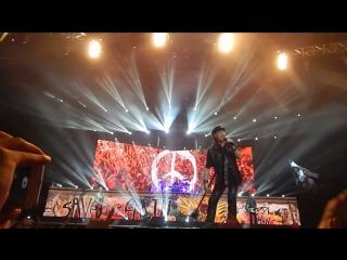 Scorpions-Wind of change(Воронеж/5 июня 2015)