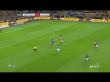 Боруссия Дортмунд - Шальке 04 3-2 ( 8.11.15 ) Чемпионат Германии Обзор Матча