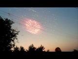 Салют на день города(12.06.2016) г.Кемерово по версии ADrenalin-KEMerovo