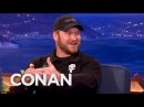 American Sniper Chris Kyle Interview - CONAN on TBS