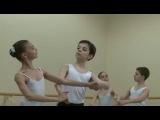 Vaganova Ballet Academy. Historical dance. 1st class. 2012.