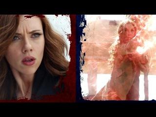 CAPTAIN AMERICA: CIVIL WAR International TV Spot #5 - Team Split (2016) Marvel Movie HD