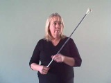 How To Twirl A Baton For Beginners Baton Twirling Tricks and Tips Thumb Throw Toss Twirl Planet
