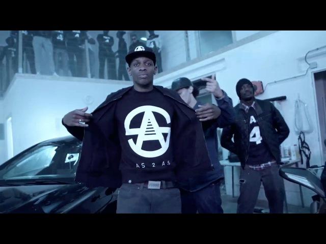 AdamS (AS2AS) feat. Balastik Dogg Zesau INTREPIDE