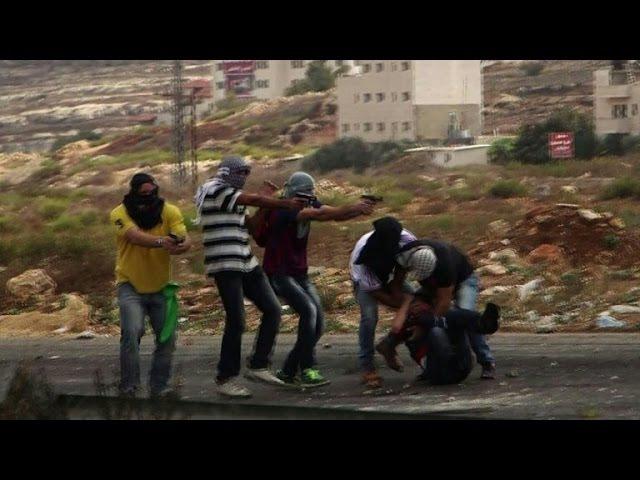 Trois Palestiniens jeteurs de pierre blessés par des tireurs infiltrés