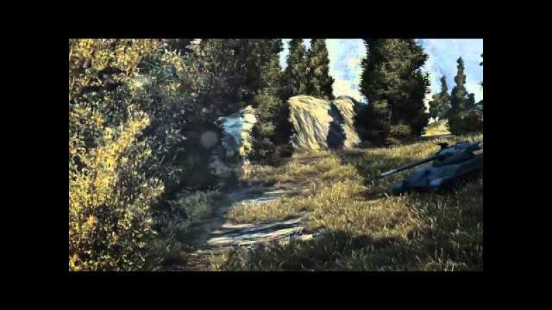 World of Tanks видео Behind you Frag Movie от Wartactic Games смотреть мир танков онлайн
