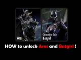 How to unlock ARES and CC BATGIRL !! the most requested players are here ;) easy tutorial