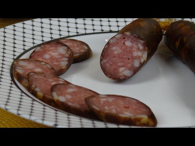 Как сделать колбасу варёно-копчёную Московскую по ГОСТу.