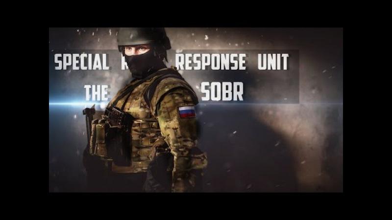 Special Rapid Response Squad | Специальный Отряд Быстрого Реагирования • СОБР