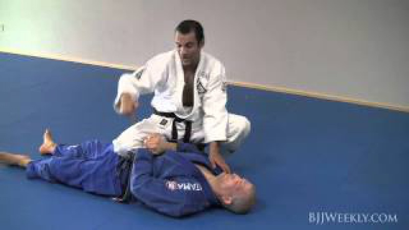 Ryron Gracie - Mount Switch Drill - Drill for Skill - BJJ Weekly 063