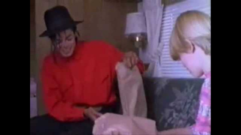 Michael Jackson Macaulay Culkin | Friends forever |