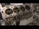 Mercedes Benz AMG 63 V8 Engine Production