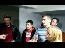 2 апреля 2014. Харьков. ХУНТА, ОБСЕ, журналисты и Защитники Харькова Заявление 2