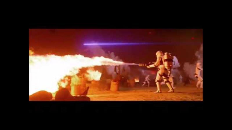 ТВ Ролик , Звёздные войны: Пробуждение силы, Star Wars: The Force Awakens, 2015