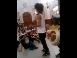 Les Twins - London Workshop Round 2 - Lau &amp Larry Choreo prt 5 &amp Lau gets bossy - 13th May 2014