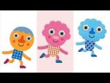 Walking Walking | Nursery Rhymes | Super Simple Songs