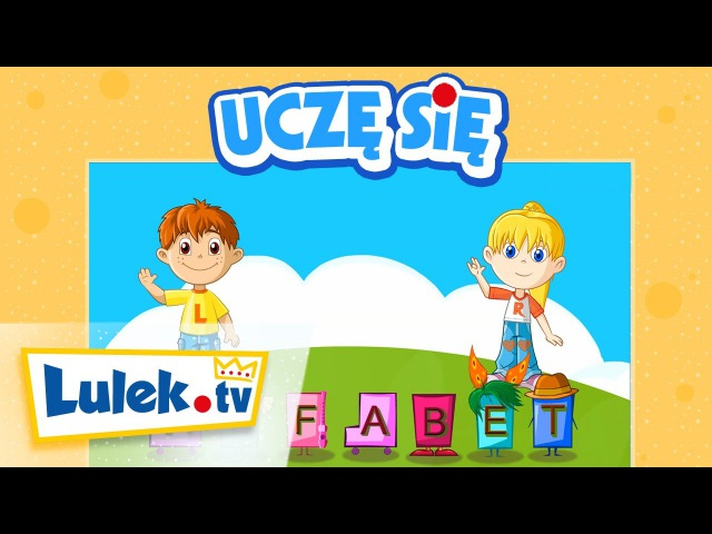 Alfabet dla dzieci Film edukacyjny dla najmłodszych