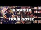 Sailor Moon - La Soldier (Violin Cover) Sefa Emre