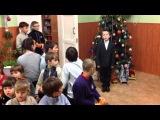 #12йКараван ВИДЕО 22. Детский дом Перевальска. Песенка