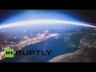 صورة شروق الشمس من المحطة الفضائية تأخذ الألباب
