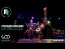 Kyushudanji Shinsengumi 1st Place Youth | FRONTROW | World of Dance Los Angeles 2015 | WODLA15