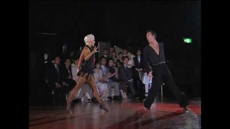 Michael Malitowski Joanna Leunis Show Dance WSSDF2006