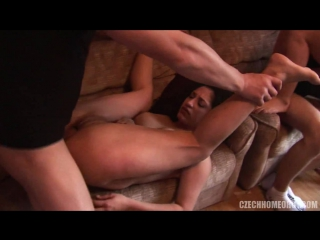 [CzechHomeOrgy] CZECH HOME ORGY 3 - PART 2 _ Домашняя чешская оргия (2013 г.) [G