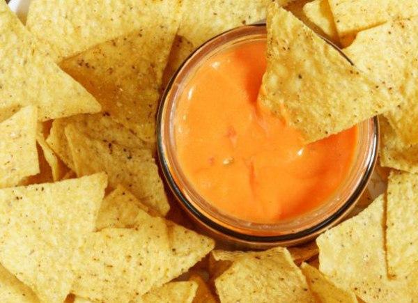 Рецепты с соусом сырным