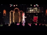 Weronika Sahar Litwin - 2nd winner 'Show Semi-Professional' at Oriental Dreams F