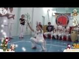 Roda de Capoeira Ano Novo 2015-16