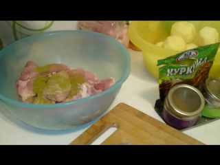 Курица с картошкой в духовке Секрет рецепта вторые блюда из курицы и картофеля как приготовить