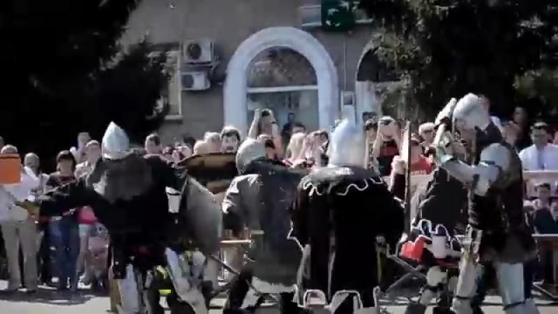 Фестиваль середньовічної культури Легенди Юр`єва - 2014 (The Unguided – Phoenix Down)