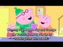 Learn English Through Cartoon - Peppa Pig with English Subtitles - Episode 34- Sun, Sea, and Snow
